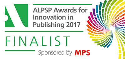 ALPSP Innovation Award logo